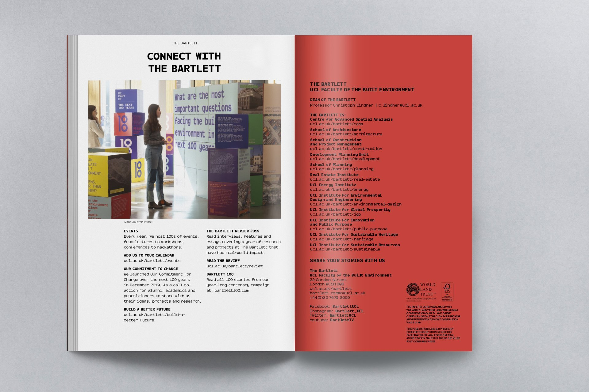 The Bartlett Alumni magazine 10