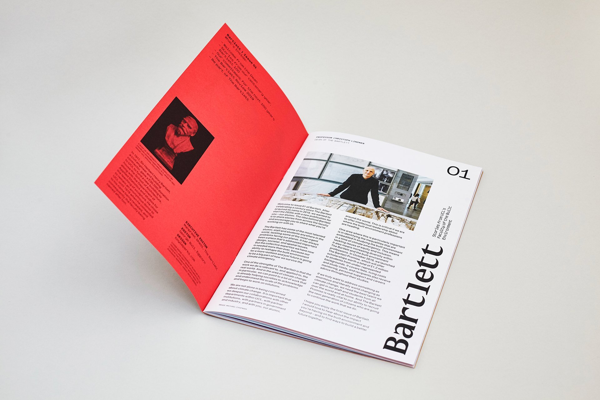 The Bartlett Alumni magazine 23